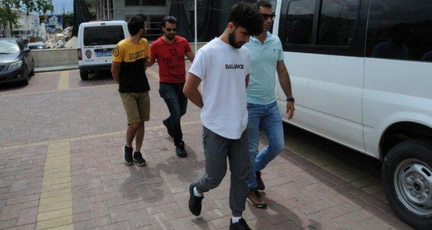 Alanya'da zehir taciri operasyonuna 2 tutuklama