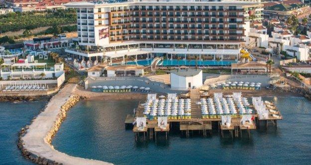 Alanya'nın 9 oteli ilk 100'e girdi