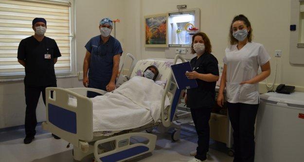 Alanya EAH'den kalp hastalarına müjde