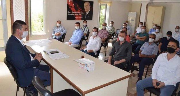 Alanya MHP'den büyükşehire su zammı tepkisi