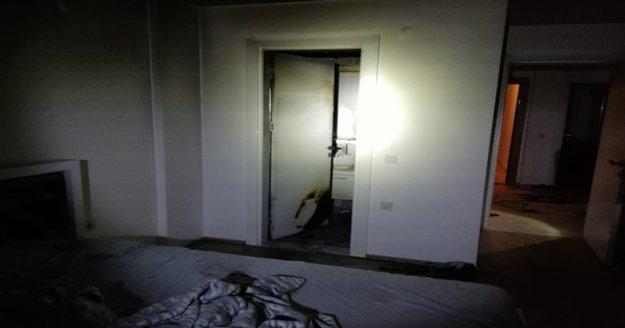 Alanya'da çıkan yangında yaralanan ev sahibi hayatını kaybetti