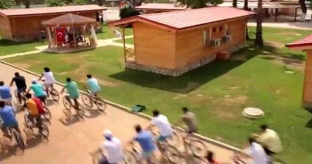 Alanya'da gençlik kampı kayıtları devam ediyor!