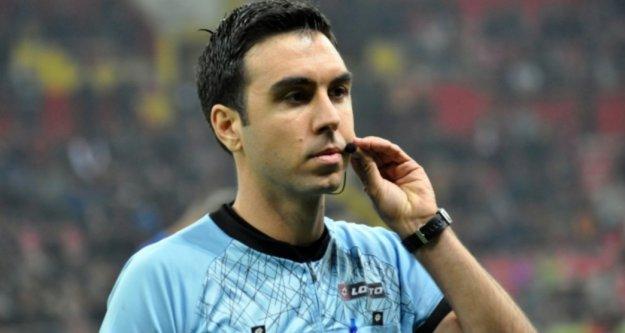 Alanyaspor-Antalyaspor maçının hakemi belli oldu