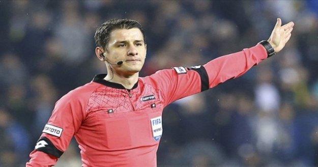 Alanyaspor maçının hakemi açıklandı