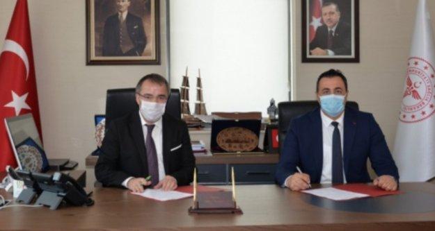 ALKÜ, Sağlık Bakanlığı'yla protokol imzaladı