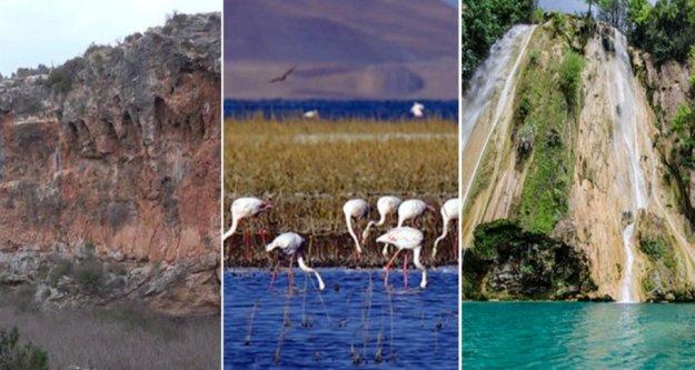Antalya'da 4 bölgenin koruma statüsü değiştirildi