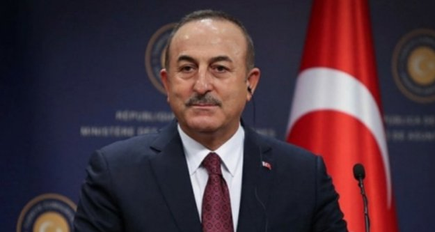 Bakan Çavuşoğlu'ndan Almanya'ya çağrı