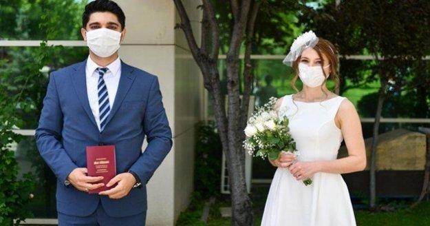 Düğün genelgesi açıklandı! İşte kararlar
