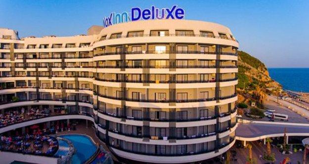 Noxinn Deluxe Otel'e Güvenli Turizm Sertifikası