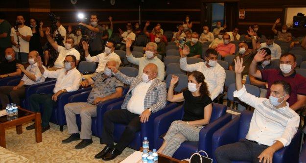Şahin'den yerel yönetime çağrı