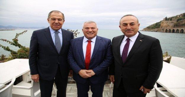 Şahin,'Rus Büyükelçisinin açıklamaları sektöre umut verdi'