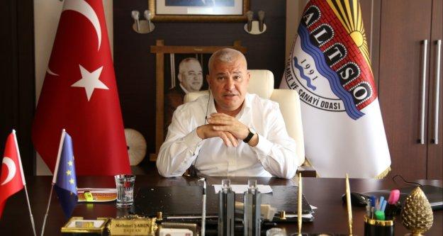 Şahin TRT'ye Alanya ekonomisini anlattı