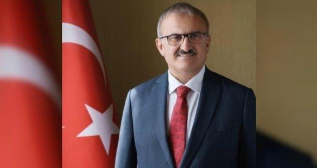 Vali Karaloğlu'ndan Antalyalılar'a duygusal veda