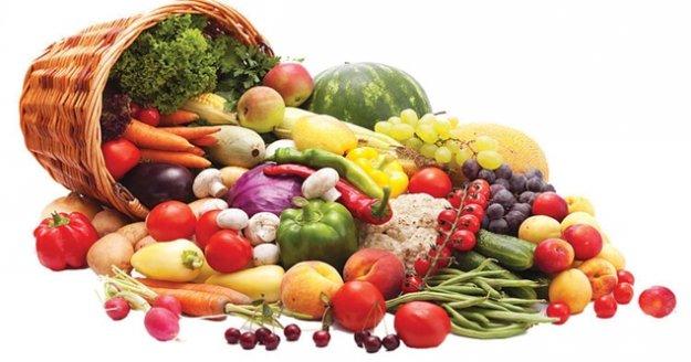 Yazın bağışıklığı güçlü tutmak için hangi meyve ve sebzeleri tüketmeli