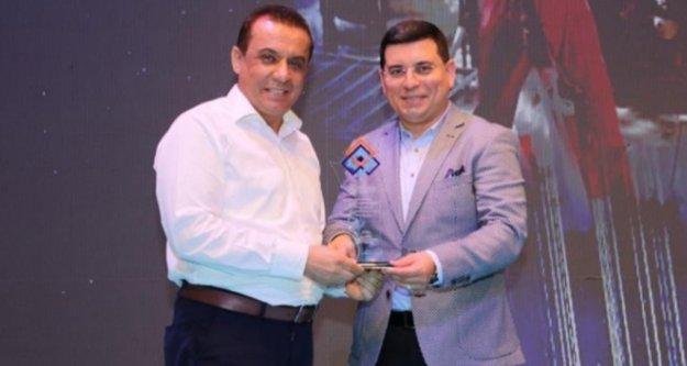 Alanya Belediyesi ödül aldı