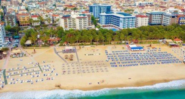 Alanya'da 50 tesis sağlıklı turizm belgesi aldı