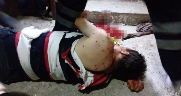 Alanya'da gürültü kavgasında silahlar patladı: 1'i çocuk 3 yaralı var