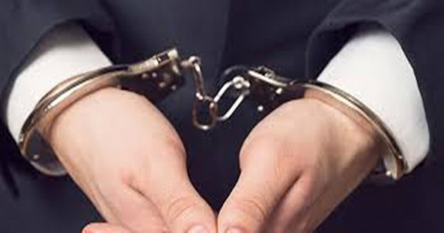 Alanya'da kablo hırsızı tutuklandı