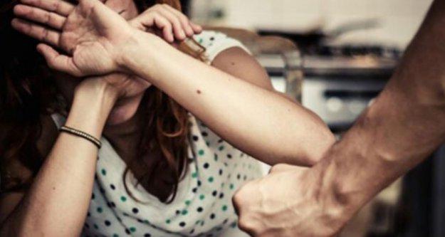 Alanya'da karısına şiddet uygulayan koca tutuklandı