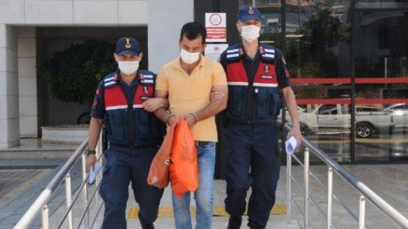 Alanya'da kazadan 52 gün sonra tutuklandı