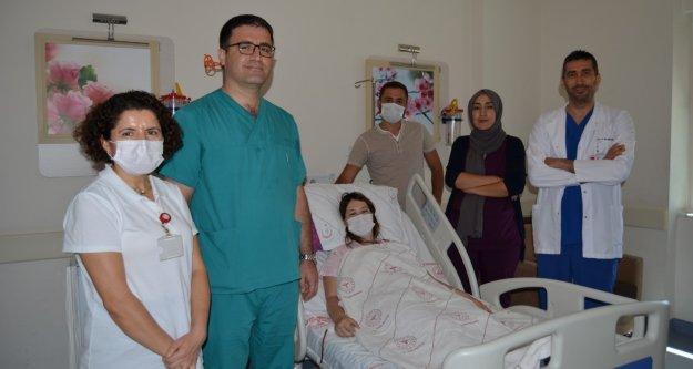 Alanya'da sağlıkta Akdeniz bölgesinde bir ilk