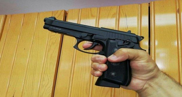Alanya'da silahlı kavga: 1 yaralı var