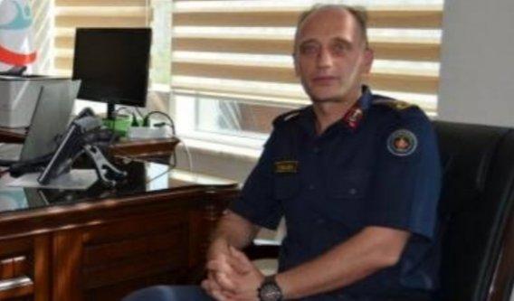 Alanya İlçe Jandarma Komutanı Akbaba'nın tayini çıktı