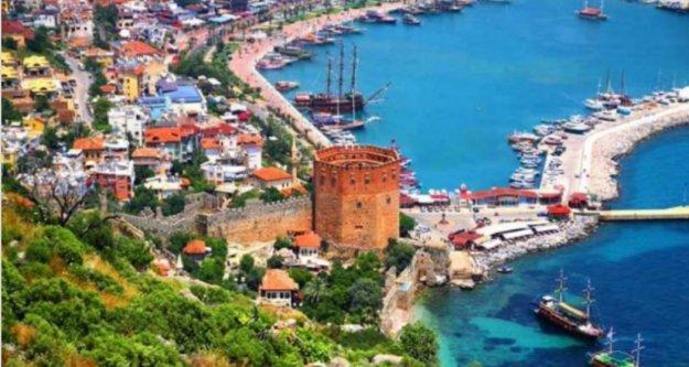 Alanyalı turizmciye müjde