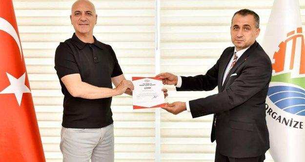 Antalya OSB'den bir ilk daha