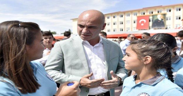 Başkan Bahar'dan lise tercihi yapacak gençlere çağrı