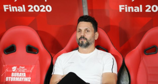 Erol Bulut'tan final ve Fenerbahçe açıklaması