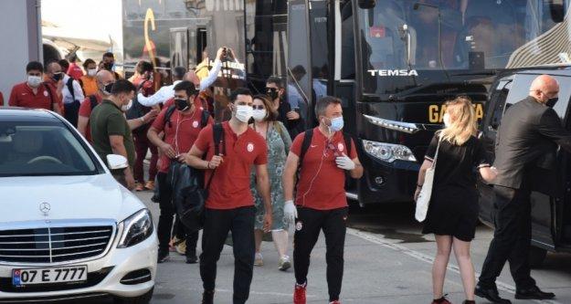 Galatasaray Alanya'da