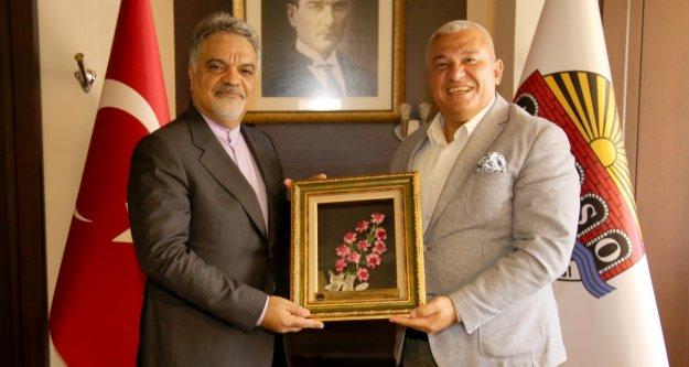 İran'dan Alanya'ya yapılan en üst resmi ziyaret
