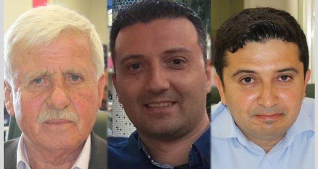 İşte Yücel'in yeni siyasî encümen üyeleri!