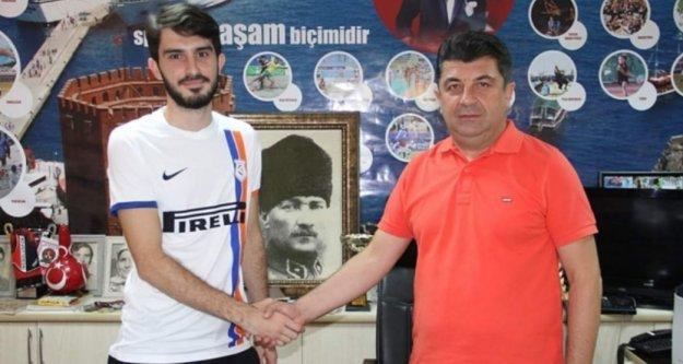 Kestelspor ilk transferini yaptı