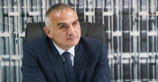 Mehmet Nuri Ersoy'dan Almanya ziyaretine ilişkin açıklama