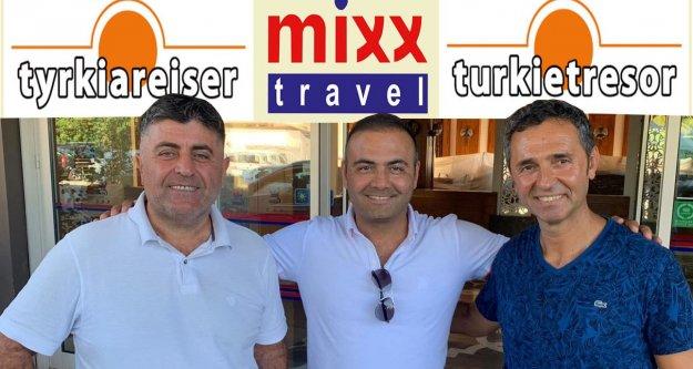 Mixx Travel'den turizm atağı