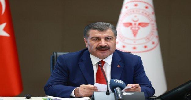 """Sağlık Bakanı Koca: 'Şu dönemde okulların açılmamasına yönelik bir yaklaşımımız olmadı"""""""