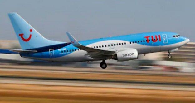 TUI İngiltere'nin Türkiye uçuşlarına başlama tarihi belli oldu