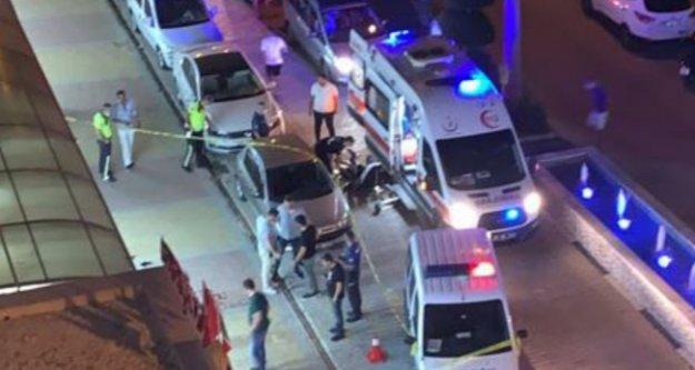 Alanya'da butiğe silahlı saldırı