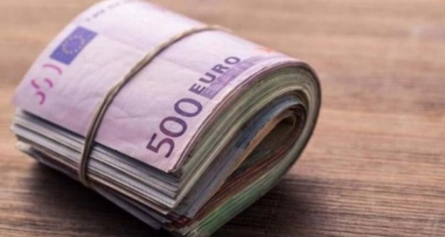 Alanya'da sahte 33 bin 500 Euro ele geçirildi