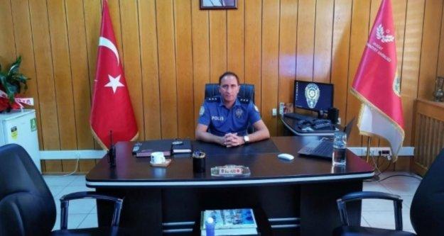 Alanya'dan giden amire Tunceli'de önemli görev