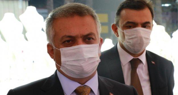 Antalya Valisi Yazıcı'dan dünyaya davet