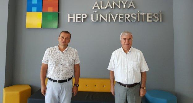 'Hedefimiz Akdenizin Uluslararası dijital üniversitesi olmak'