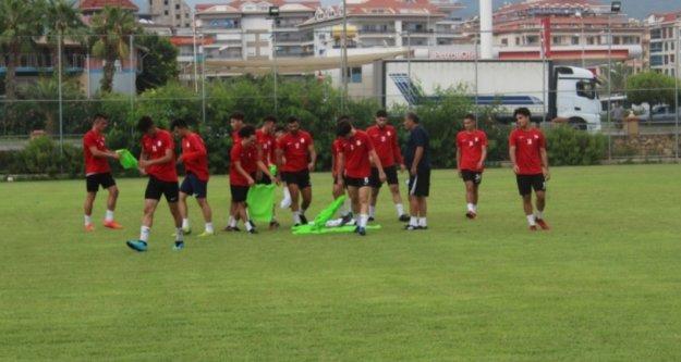 Kestelspor'da seçmeler başladı