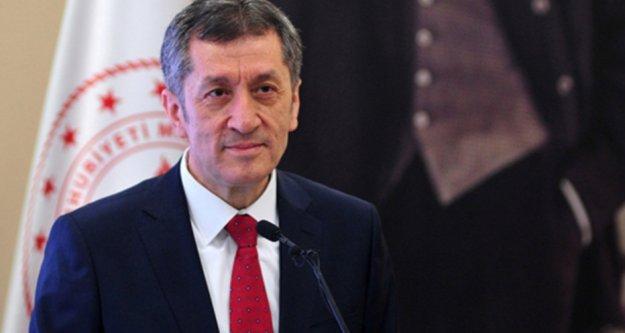 Milli Eğitim Bakanından okulların açılmasıyla ilgili kritik açıklama