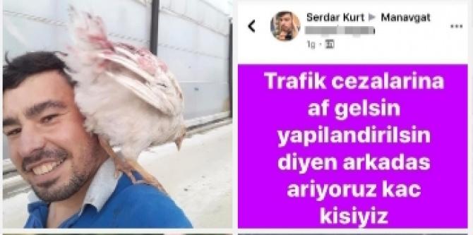 'Trafik cezalarına af gelsin' paylaşımından saatler sonra kazada hayatını kaybetti