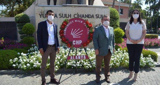 Alanya CHP 97. yaşını kutladı
