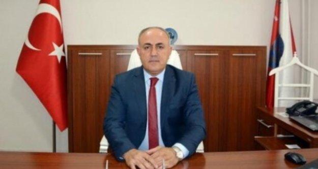Alanya'dan Korkuteli'ne ikinci kez müdür olarak görevlendirildi