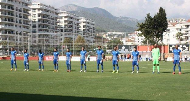 Alanya Kestelspor, Adıyaman deplasmanında